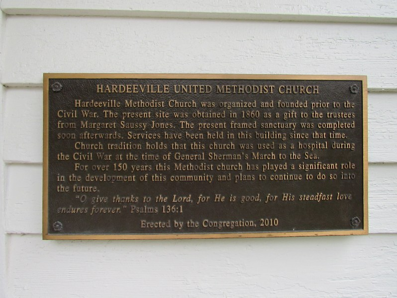 Hardeeville United Methodist Church