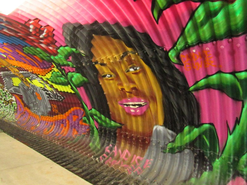 Candace Glover Mural