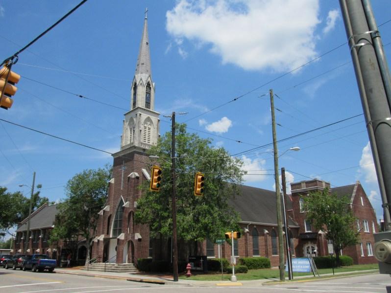 Walterboro Church