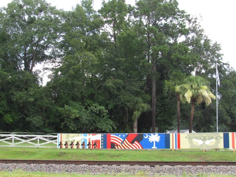 Yemassee depot