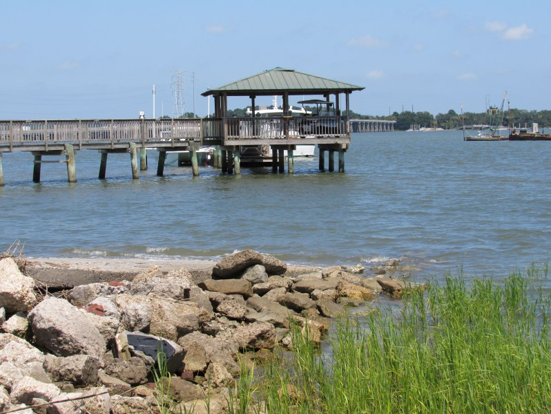Boat Landing and dock