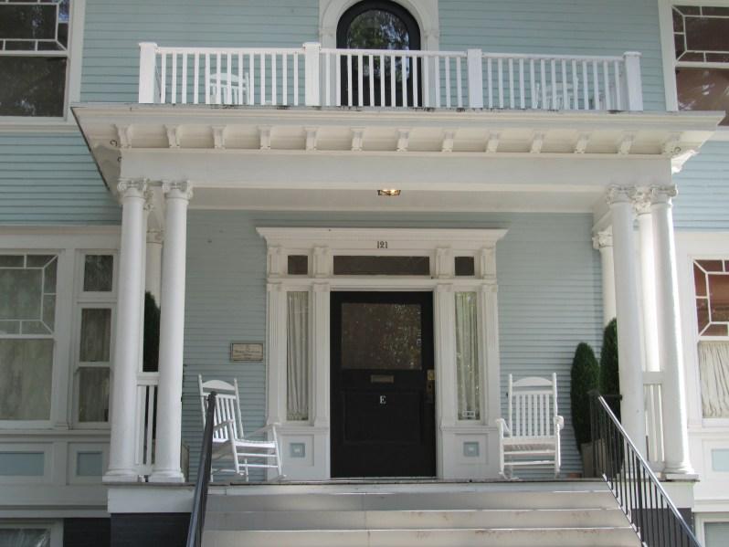 1896 home in Savannah