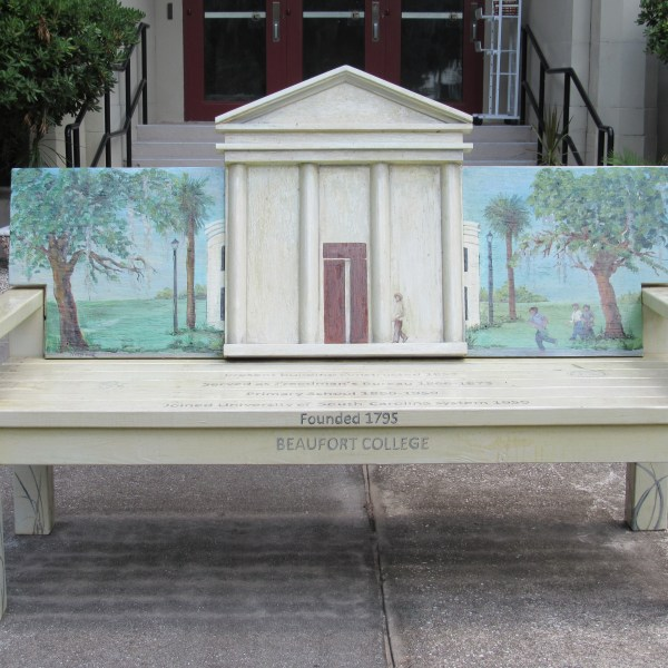 Beaufort College Bench