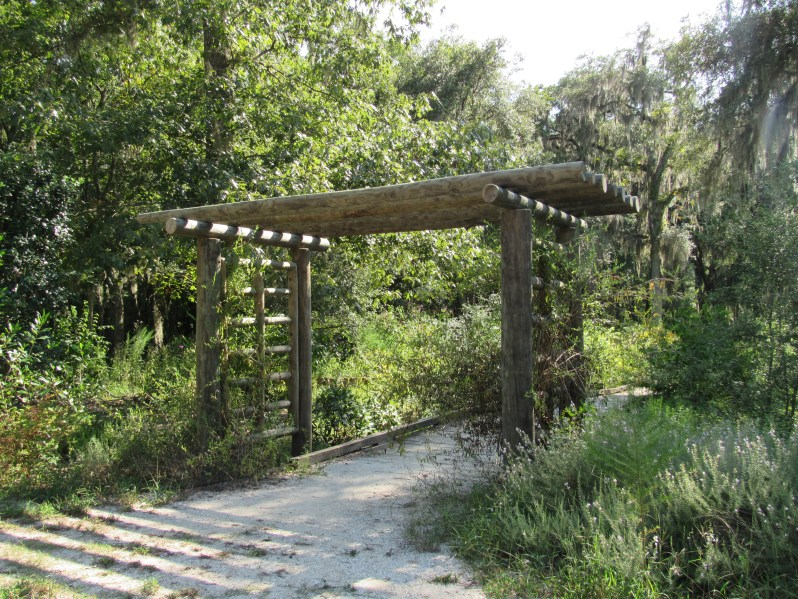Cay Creek Wetlands boardwalk