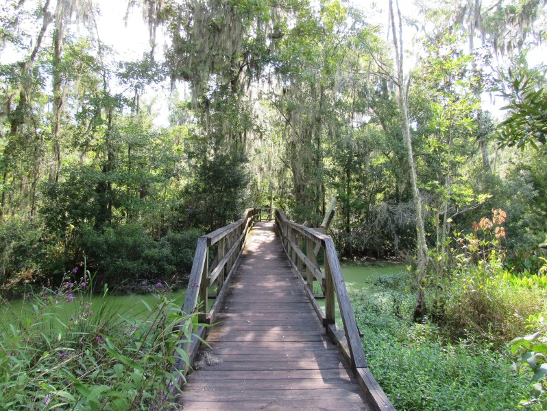 Cay Creek boardwalk