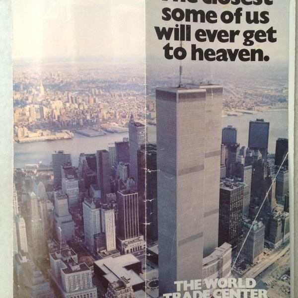 1985 World trade center brochure