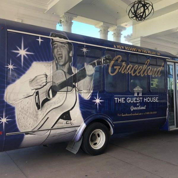 Graceland shuttle