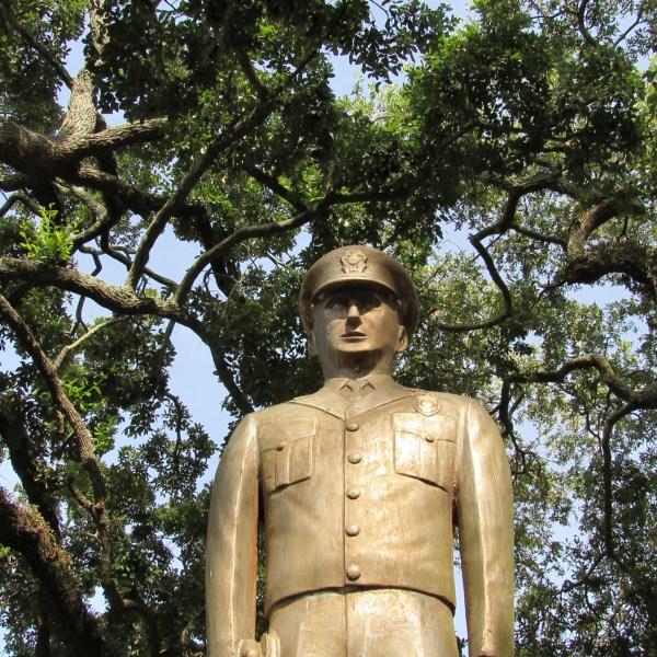 Savannah Police Memorial