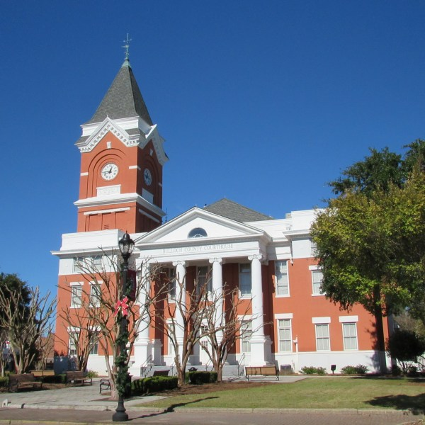 Bulloch county courthouse