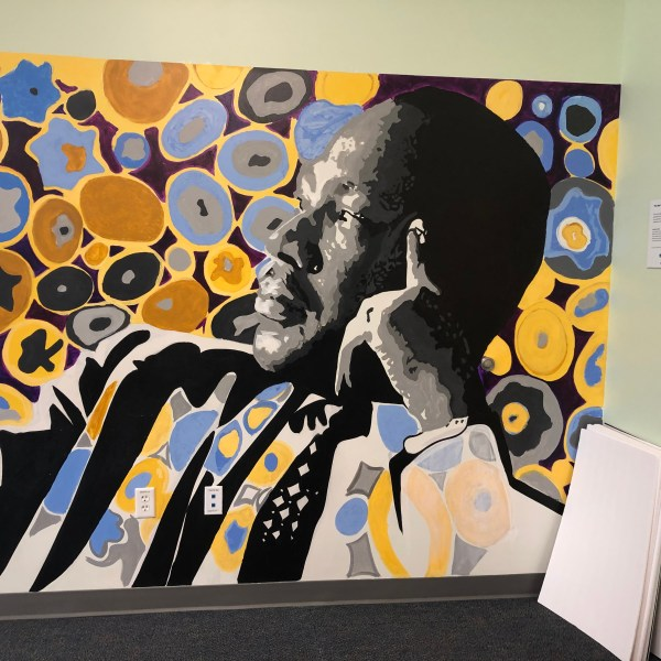 Dr Martin Luther King, Jr. mural