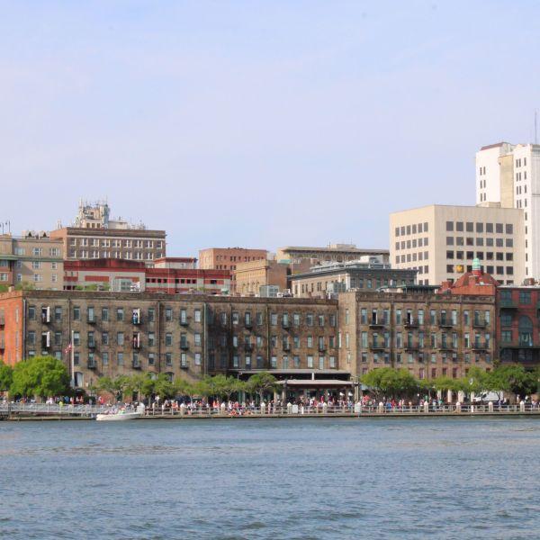 Historic Savannah River Street