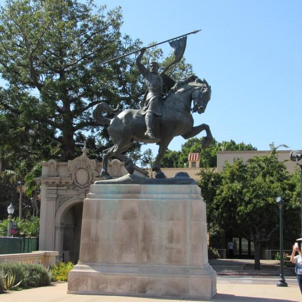 El Cid Campeador Sculpture