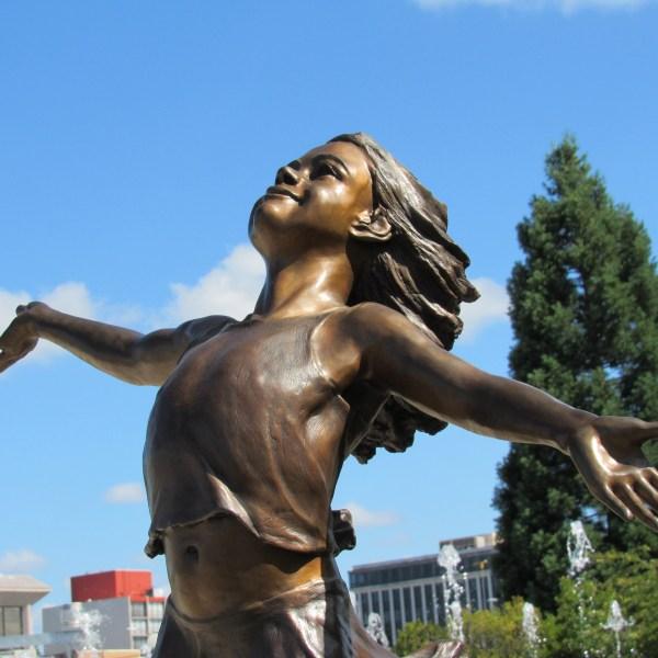 Joie de Vivre Sculpture