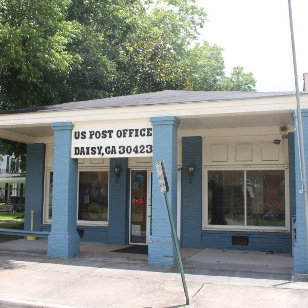 Daisy Georgia Post Office