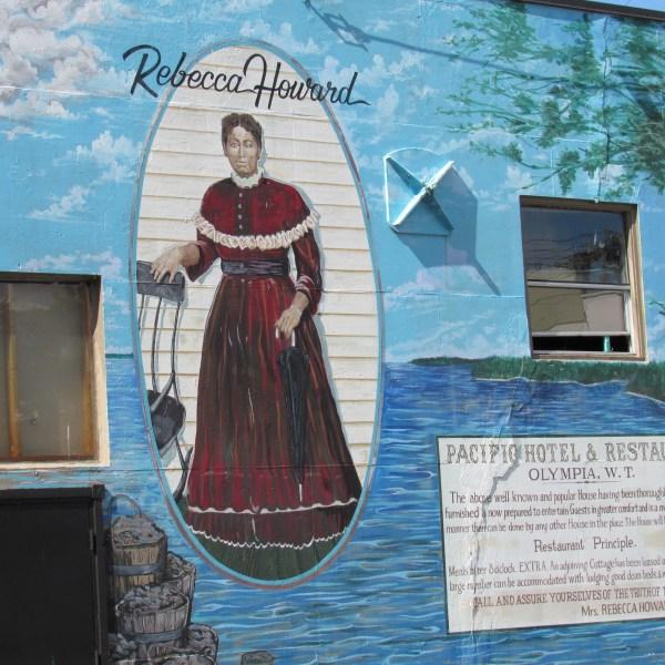 Rebecca Howard mural