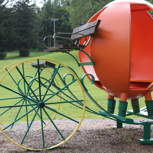 Clarence Town Park Carriage