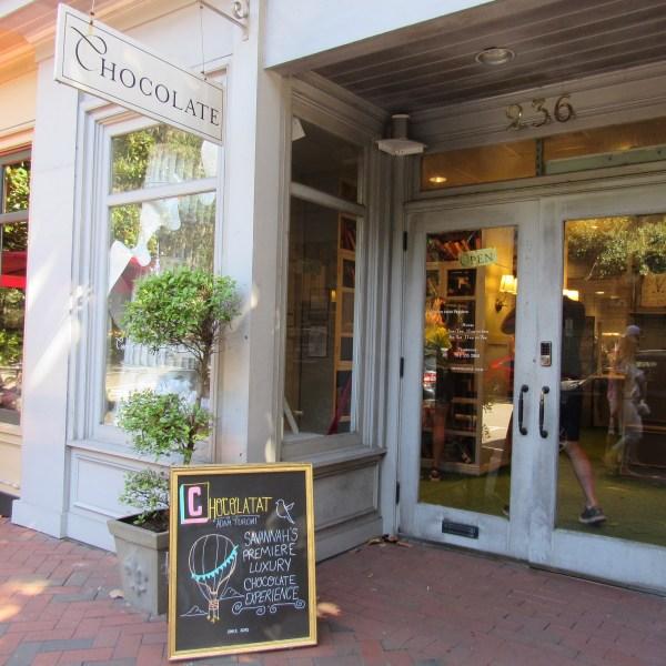 Savannah Chocolate Store