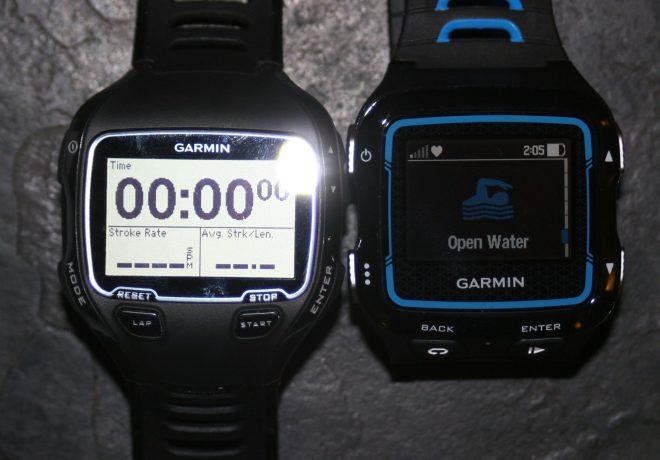 Garmin 920XT vs Garmin 910XT - Triathlon Showdown
