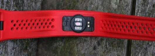 MIO Fuse Review - Optical Sensor