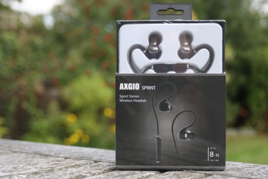 AXGIO Sprint Sport Stereo Headset - Bluetooth