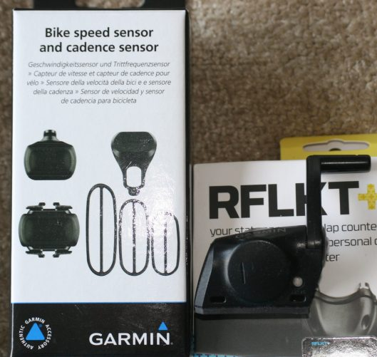 Garmin Speed, Cadence and GSC-10 Combined Sensor