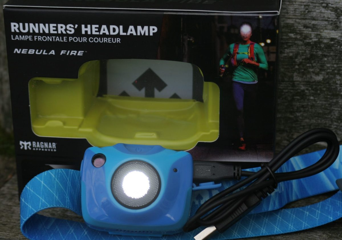 Nathan Nebula Fire Runners Headlamp Review