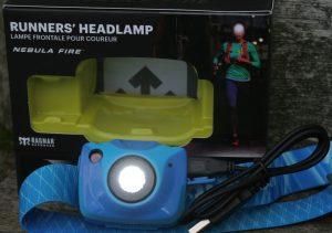 Nathan Nebula Fire Runners Headlamp Review