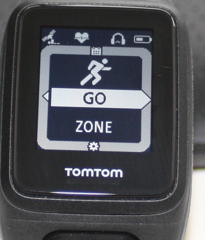 TomTom Runner 2/Spark - First Run
