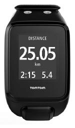 TomTom Runner 2 Spark - Distance