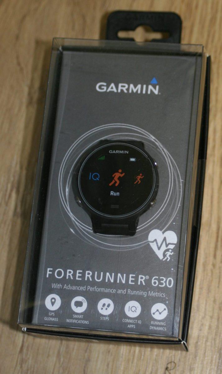 Garmin Forerunner 630 Review
