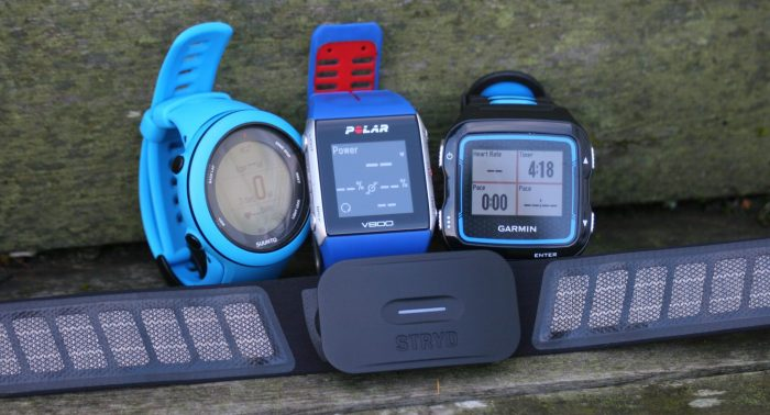 Best Triathlon Watch ? STRYD: Garmin 920XT, Suunto AMBIT 3 SPORT, Polar V800