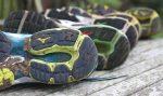 Mizuno Waverider 19 - Sole Heel