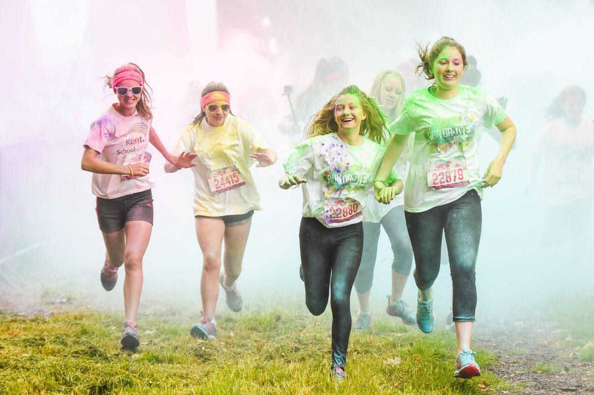 Run Or Dye Penshurst Place