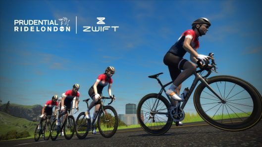 RIDE LONDON ZWIFT
