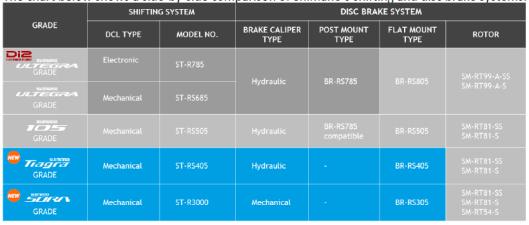 Shimano-hydraulic-brake-tiagra