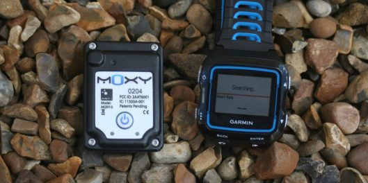 Moxy Monitor Review - Garmin 920XT