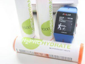 H2Prohydrate H2Pro Hydrate salt