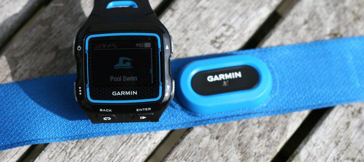 Garmin HRM-SWIM TRI RUN 920XT