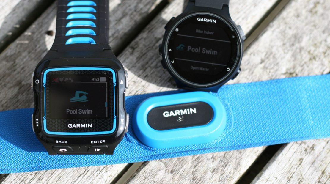 Garmin HRM-SWIM 920XT 735XT