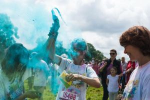 Run or Dye, World's most colourful 5K
