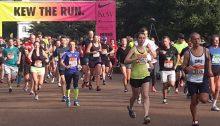 Richmond Running Festival 2016 10k Half Marathon HM