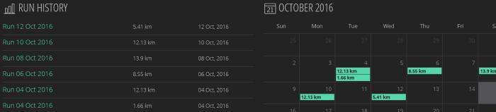 runscribe dashboard1