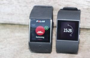 Polar M600 Fitbit Surge HR