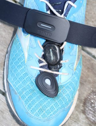 stryd footpod power meter review