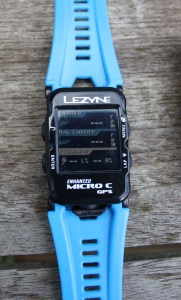 Lezyne Micro C GPS Watch
