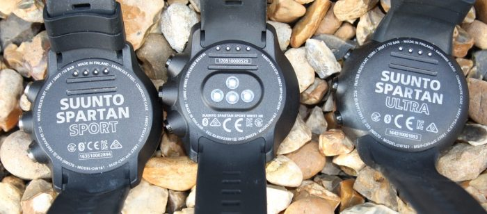 Suunto Spartan Sport whr optical hr