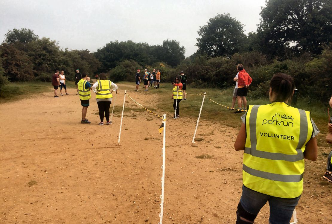Dartford Heath parkrun