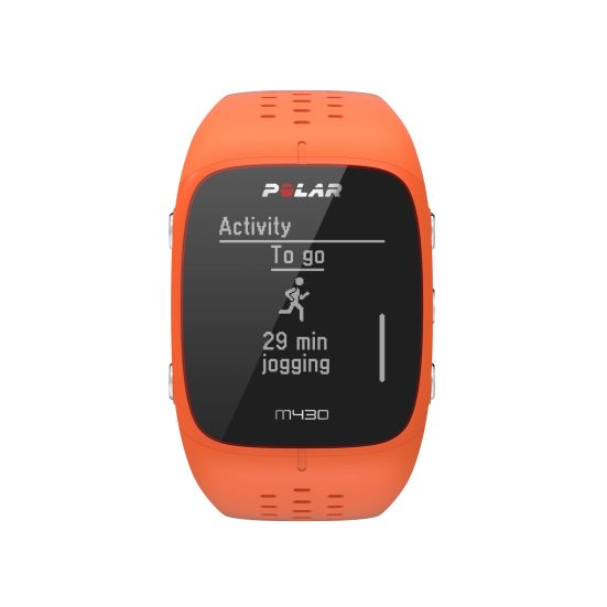 Polar M430 GPS OHR optical smart running watch