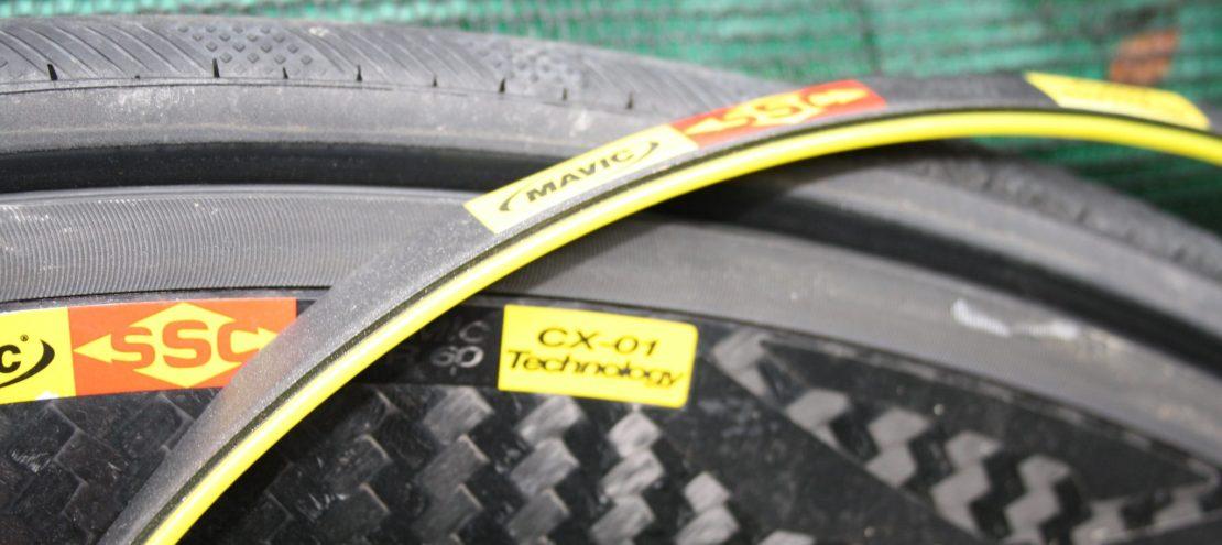 MAVIC CASMIC CARBONNE SL CXR60 CXR80 front rear comaprison
