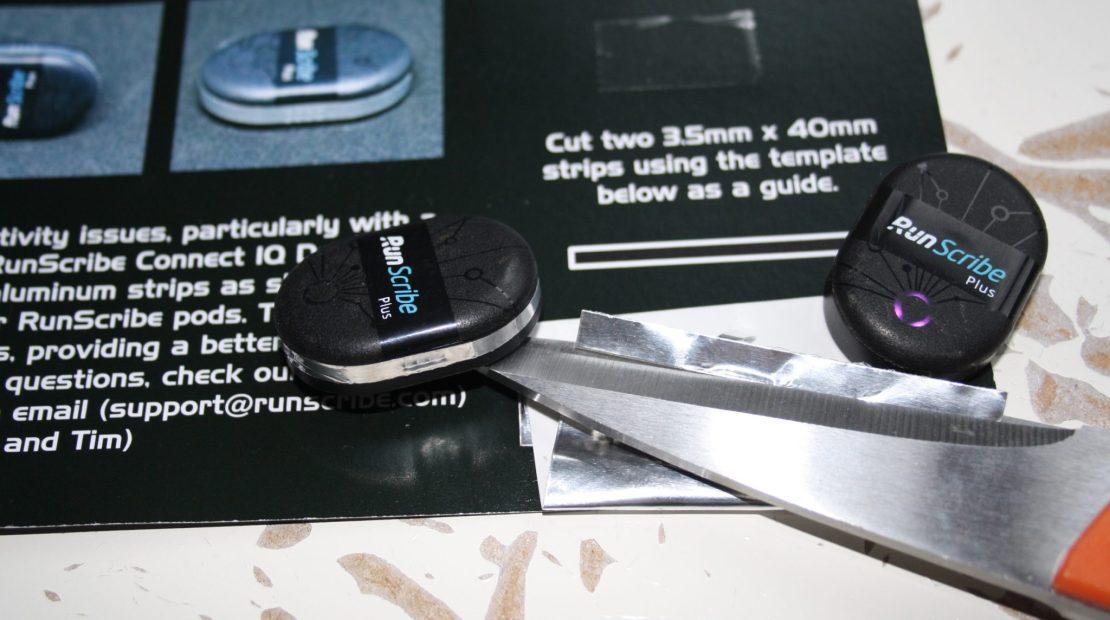 Runscribe aluminium strips